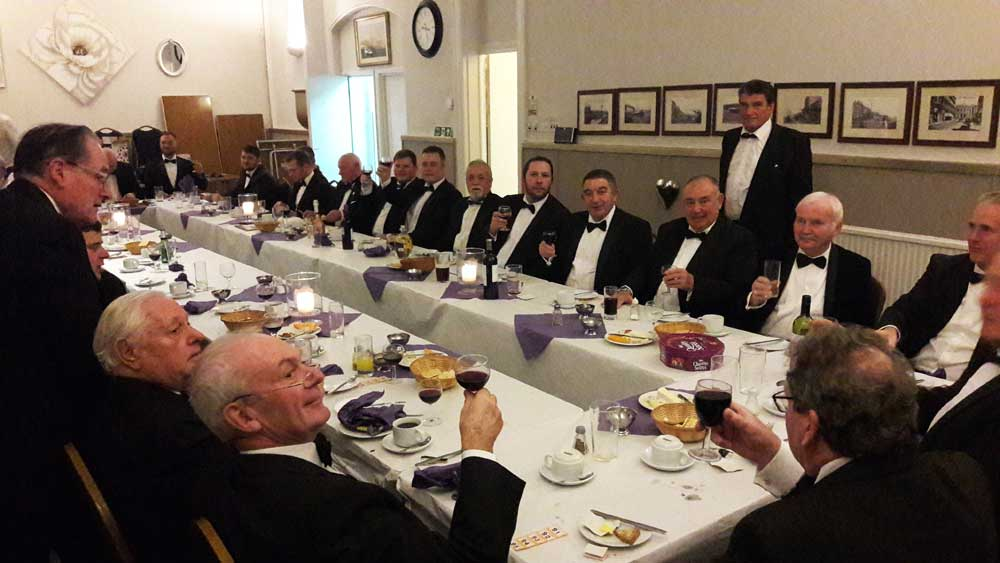 Radnor Lodge Fine Dining November 2017